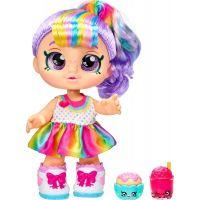 Kindi Kids bábika Rainbow Kate