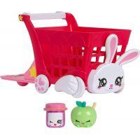 Kindy Kids nákupní vozík s doplňky