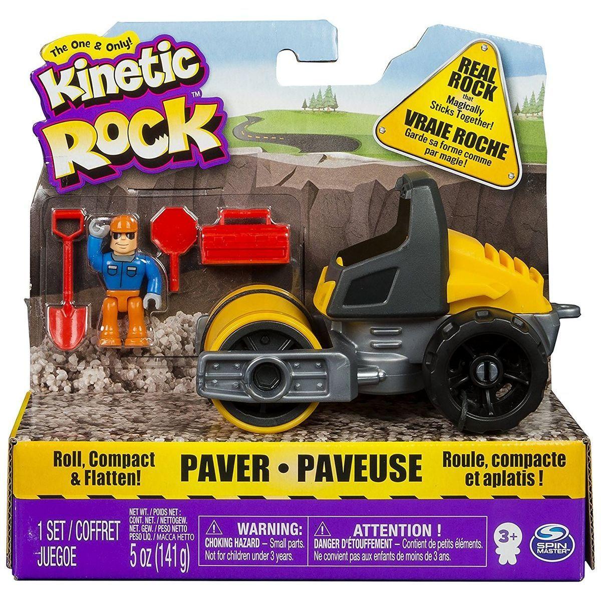 Kinetic Rock Válec s figurkou a doplňky 141 g