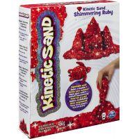 Kinetic Sand 454g - Červená