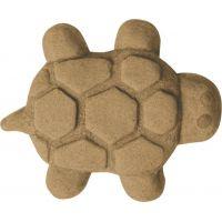 Kinetic Sand 5 kg hnědého tekutého písku 4