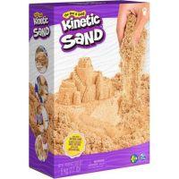 Kinetic Sand 5 kg hnědého tekutého písku 5