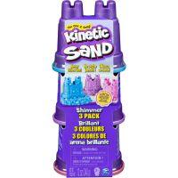 Kinetic Sand balení 3 kelímků pastelových barev 3520