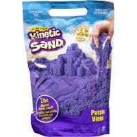 Kinetic Sand Balení barevných písků 0,9 kg fialový