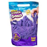 Kinetic Sand Balení fialového písku 0,9 kg