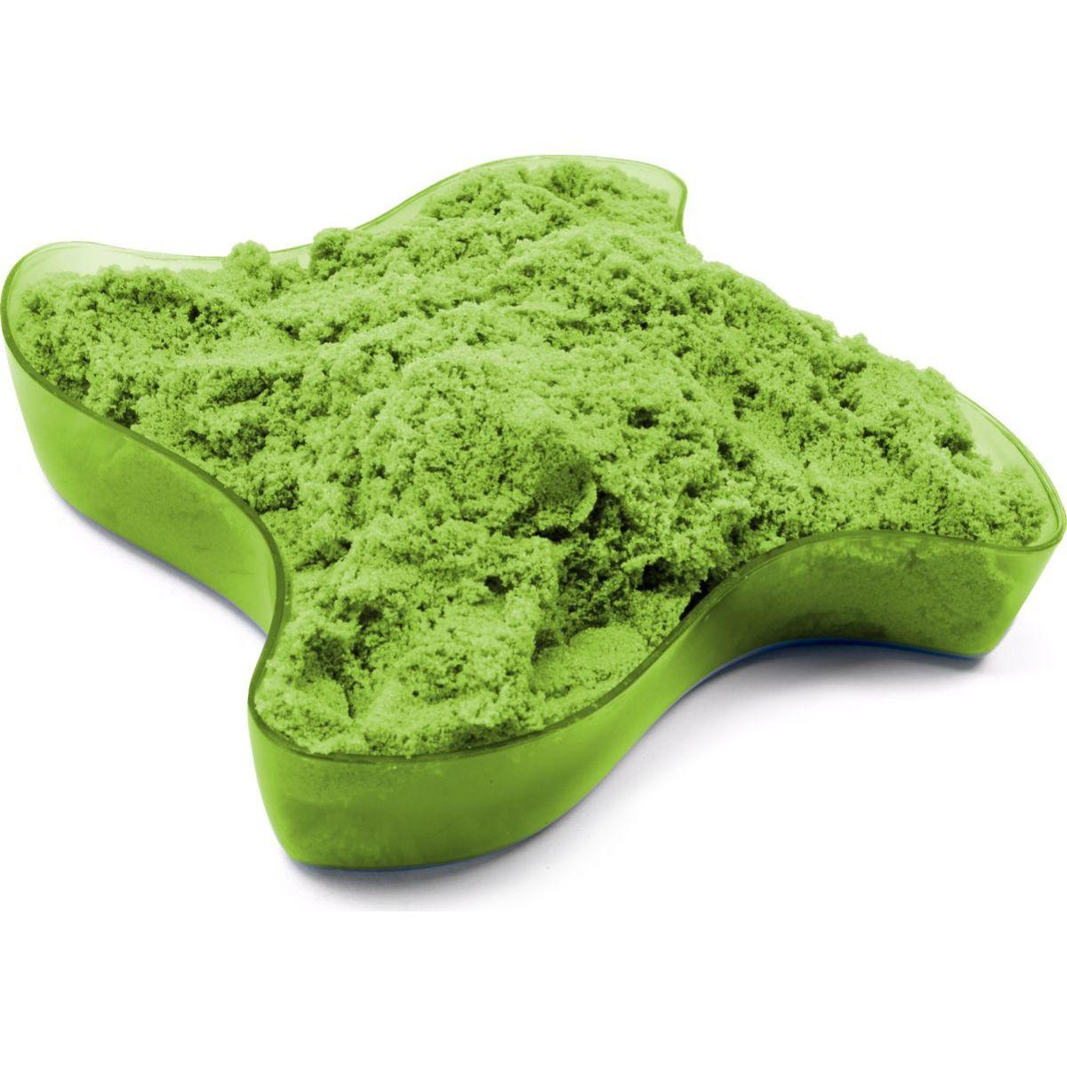 Kinetic Sand Bright&Bold - Zelená - Poškodený obal