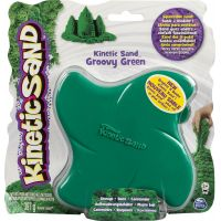 Kinetic Sand Bright&Bold - Zelená - Poškodený obal 2