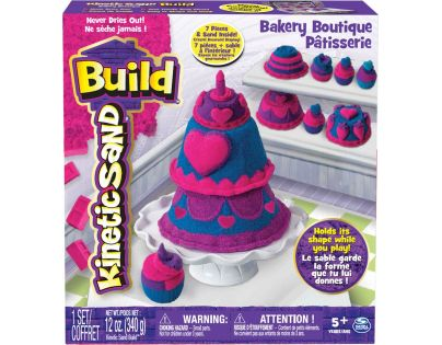 Kinetic Sand Build Cukrárna
