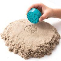 Kinetic Sand Cestovní kufřík s formičkami 3