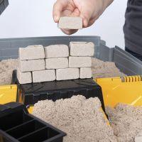 Kinetic Sand kufr pro stavaře 4