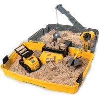 Kinetic Sand kufr pro stavaře 5