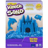 Kinetic Sand Neonové barvy 680 g modrá