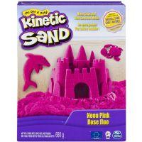 Kinetic Sand Neonové barvy 680 g růžová