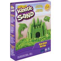 Kinetic Sand Neonové barvy 680 g zelená