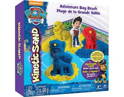 Kinetic Sand Tlapková patrola hrací set