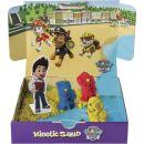 Kinetic Sand Tlapková patrola hrací set 3
