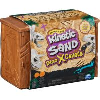 Kinetic Sand Truhla Archeologa