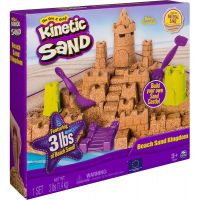 Kinetic Sand velký písečný hrad 6