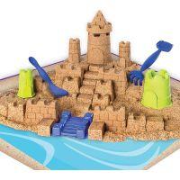 Kinetic Sand velký písečný hrad 3