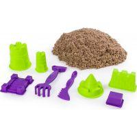 Kinetic Sand velký písečný hrad 2