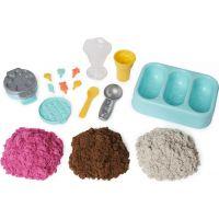 Kinetic Sand voňavé kopečkové zmrzliny 3