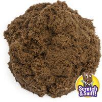 Kinetic Sand voňavý tekutý písek hnědý