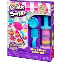 Kinetic Sand výroba sladkostí - Poškozený obal