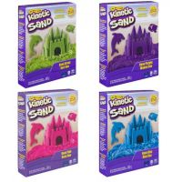 Kinetic Sand Základní krabice s pískem různých barev 227g Růžová 3
