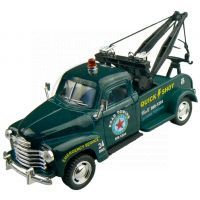 Kinsmart Auto Chevrolet 3100 Wrecker 1953 - Zelené