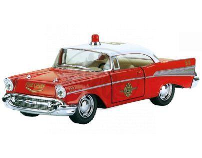 Kinsmart Auto 1957 Chevrolet Bel Air Fire Chief