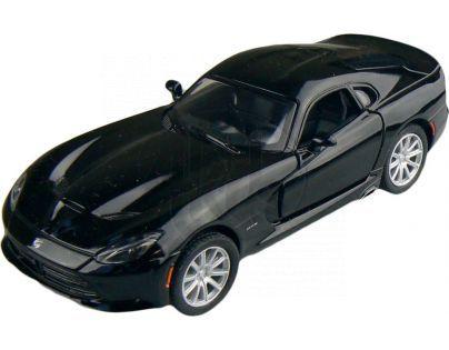 Kinsmart Auto Dodge Viper GTS 12 cm - Černá