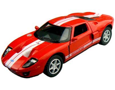 Kinsmart Auto Ford GT - Červené
