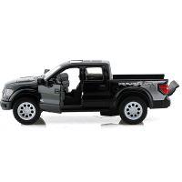 Kinsmart Auto Ford Pick-Up na zpětné natažení 13cm - Černá 2
