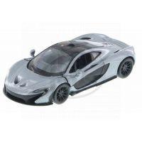 Kinsmart Auto McLaren P1 - Šedá