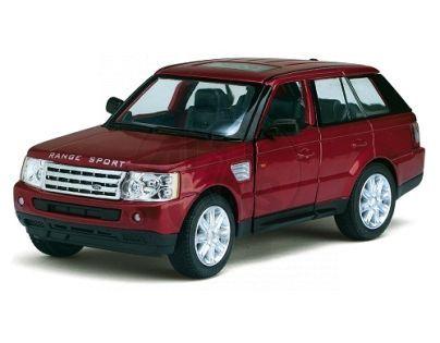 Kinsmart Auto Range Rover Sport kov 13cm na zpětné natažení