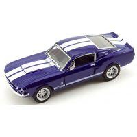 Kinsmart Auto Shelby GT-500 kov 13 cm