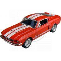 Kinsmart Auto Shelby GT500 1967 - Červená