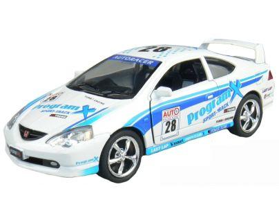 Kinsmart Auto Sportovní na zpětné natažení - Honda Inegra Type R