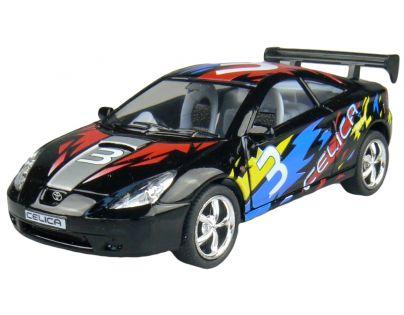 Kinsmart Auto Sportovní na zpětné natažení - Toyota Celica