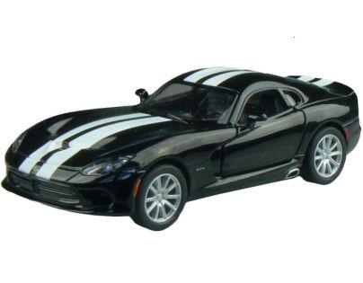 Kinsmart Auto SRT Viper GTS - Černá