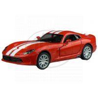 Kinsmart Auto SRT Viper GTS - Červená