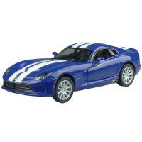 Kinsmart Auto SRT Viper GTS - Modrá