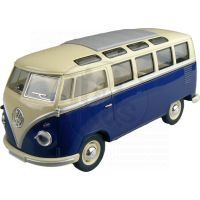 Kinsmart Auto Volkswagen Classical - Modrá