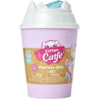 Kitten Catfé kelímek série 1 Fialová