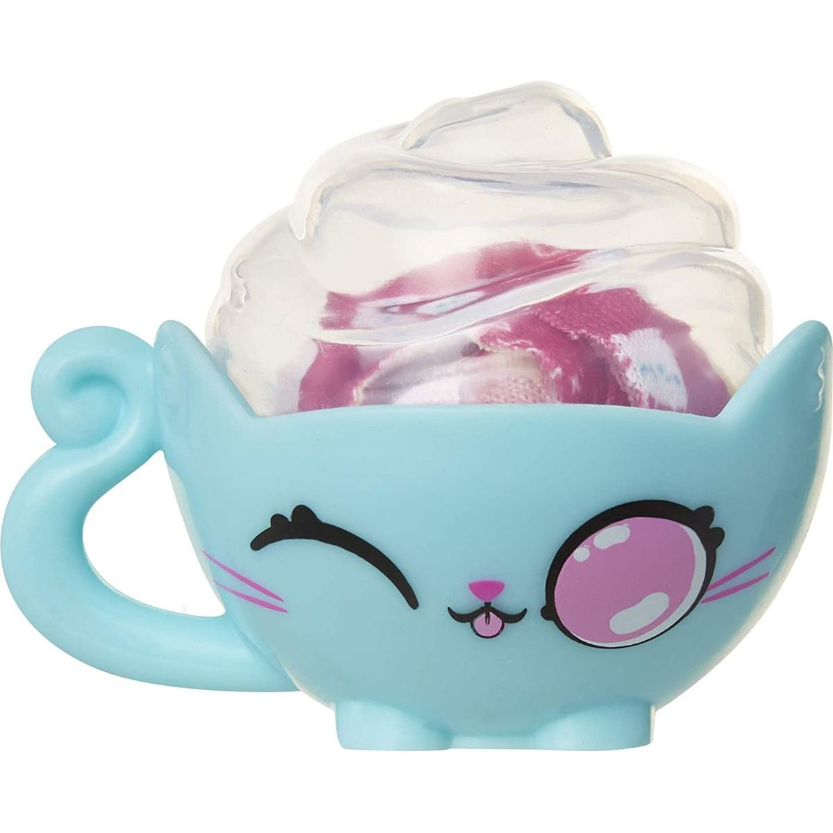Kitten Catfé šálek série 1 Modrý