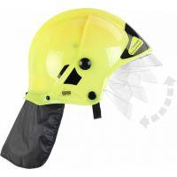 Klein Hasičská helma žlutá