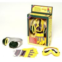 Klein 8535 - Pracovní set BOSCH (rukavice, sluchátka a brýle)
