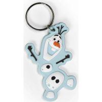 Epee Merch Klíčenka gumová Frozen Olaf