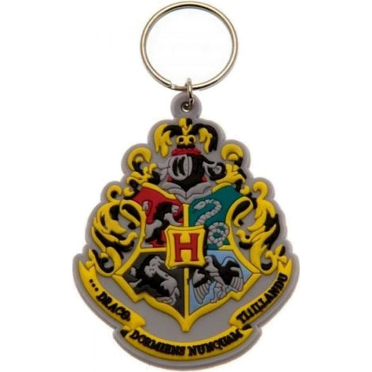 Kľúčenka gumová Harry Potter Rokfort