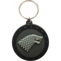 Epee Merch Klíčenka gumová Hra o Trůny Stark